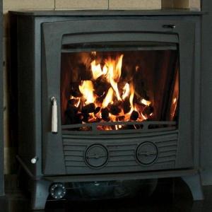 Henley Druid 30kW Freestanding Boiler Stove