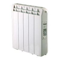 Farho Xana XP Plus Digital Electric Radiators