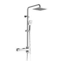 Aqualla Drift Drench Mixer Shower