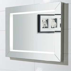 Roper Rhodes Sense Flurescent Illuminated Mirror