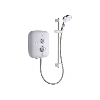 Mira Elite QT 9.8kW Electric Shower With Pump