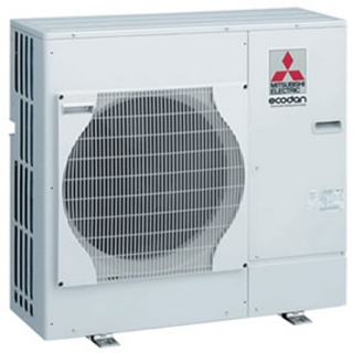 Mitsubishi PUHZ Monobloc Ecodan Air Sourced Heat Pump
